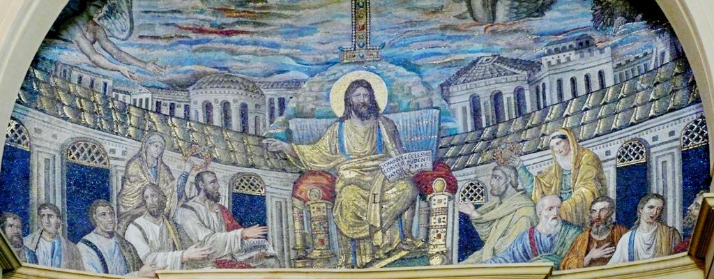 Santa Prassede e Santa Pudenziana: i mosaici delle martiri