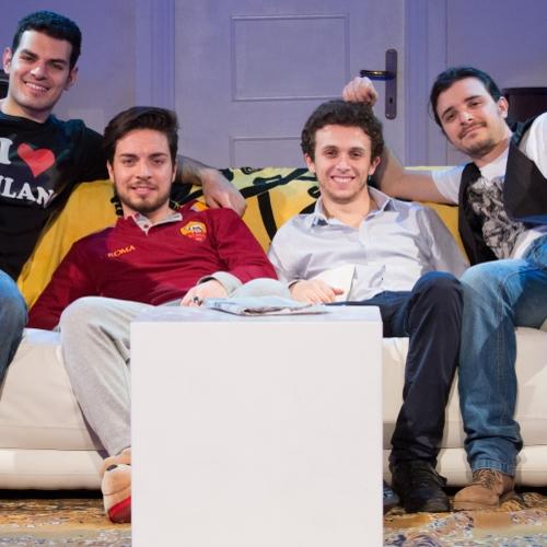 """""""Ho adottato mio fratello"""" al Teatro de Servi"""