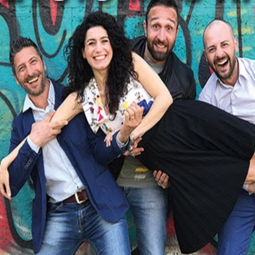"""Al Teatro de' Servi il duo Tirocchi-Paniconi con """"La Storia d'ItaGlia"""""""