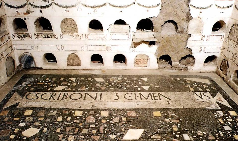 Visita esclusiva alla necropoli di Villa Pamphilj