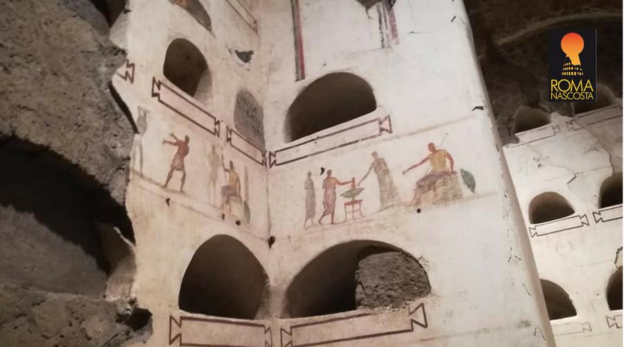 Apertura eccezionale Necropoli di Villa Pamphilj: visitala con Roma Nascosta