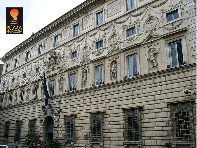 Capolavori unici tra arte e illusione: visita guidata a Palazzo Spada