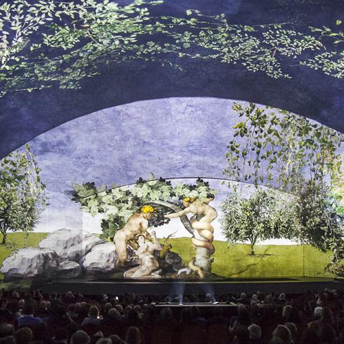 Tecnologia per l'arte: Michelangelo e la Cappella Sistina