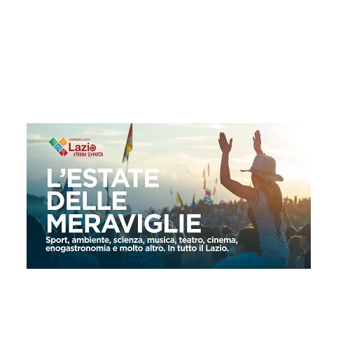 L'estate delle meraviglie della Regione Lazio