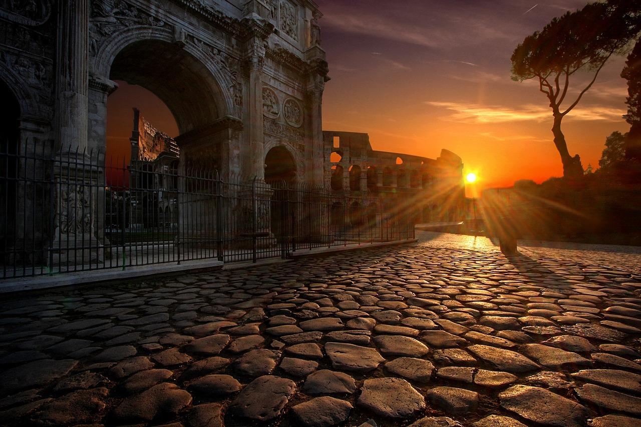 Roma e la nascita della Repubblica