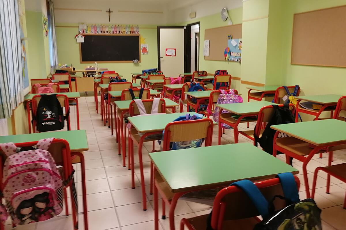 Progetto sperimentale di divulgazione pedagogica nella scuola dell'infanzia